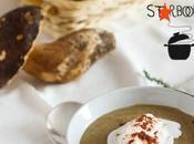 Zuppa cremosa porcini cacao Starbooks