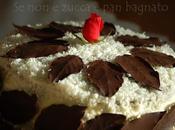 Torta ricotta pere cioccolato