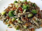 Fusilli grano saraceno Moro broccolo romano