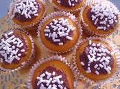 Cupcakes alla Zucca Gialla Vaniglia (senza burro uova)