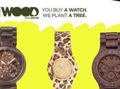 WeWOOD: orologi legno naturale pensano all' ambiente