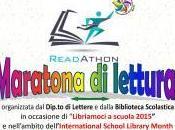 AGENDA: Readathon (Roma, ITAS Garibaldi, 30.10.2015)
