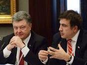 """Poroshenko Saakashvili tentano Rivoluzione """"colorata"""" Odessa?"""