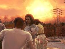 Finiscono rete alcune immagini tratte dalla versione PlayStation Fallout Notizia