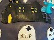 Torta: casa fantasmi