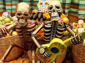 Muertos risposta messicana Halloween