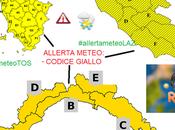 Ottobre 2015 Allerta Meteo Codice Giallo