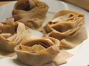 Pappardelle farina castagne