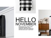 Around month: november inspirations