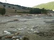 Carla Ruocco nella Piana Calise nelle aree alluvionate Torrente Tammarecchia