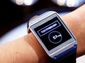 gadget attiva sugli smartwatch riconoscimento tutto tocca l'utente
