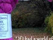 ....con Alice paese delle Meraviglie: Wonderland Yarns