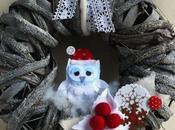 [CreaFamily] Ghirlanda natalizia #tutorial