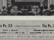 Vittorio Calcina l'arrivo cinema Torino