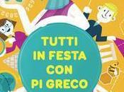 """""""Tutti festa Greco"""" Anna Cerasoli Ill. Federico Mariani, Editoriale Scienza"""