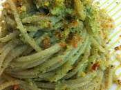 FARINA PEPERONI complemento perfetto spaghetti alle alghe crema broccoli, briciole pane