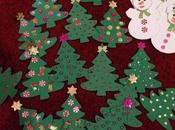 Decorazioni natalizie gommapiuma
