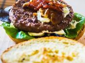 Hamburger Montana Bacon peperoni alla piemontese formaggio wasabi