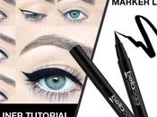 STEP Come stendere l'eyeliner penna
