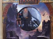 Hobbit: Battaglia delle Cinque Armate Extended edition statua Gandalf consola Bilbo