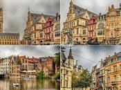 Bruges Gand, fotografie viaggio