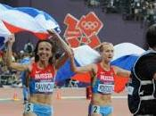 Doping Russia: sospensione Savinova Poistogova