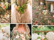 sposa d'autunno