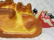 colazione Giuly ovvero dolcetti alla milk sponge cake