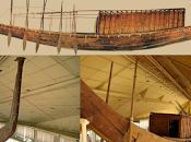 Archeologia. Egitto, Cairo, lavora assemblare barca solare Cheope
