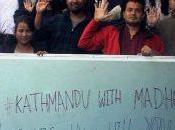 Parola Madhesi, crisi Nepal