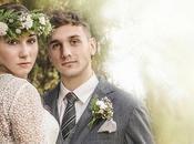Sposarsi novembre, woodland inspired styled shoot