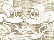 Schema gratis filet: Topolino Minnie