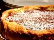Crostata cioccolato cannella