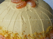 Torta delizia mandarino.