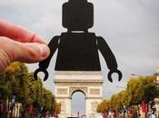 Rich McCor: silhouette carta monumenti europei