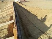 FOTO: Cementificazione sulla spiaggia Lido Sole (Rodi Garganico)