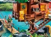 Casa sull'albero Playmobil