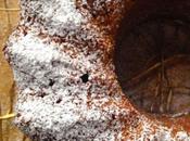 Ciambella d'autunno farina castagne, uvetta pinoli