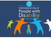 Giornata internazionale delle persone disabilità