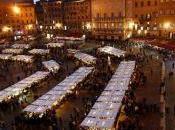 Sulle tracce sapori ieri oggi Mercato Campo Siena