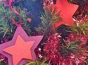 """Decorazioni albero stellato """"RockStar"""""""