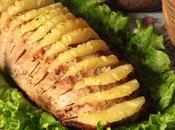 TAVOLA NATALE BRASILIANA Lombo abacaxi (lonza ananas)
