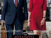 """film stagista inaspettato"""" Robert Niro rassicurante insegna,una volta più, quanto anziani siano risorsa preziosa"""