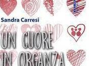cuore organza Sandra Carresi: nell'intimità un'intuizione immediata