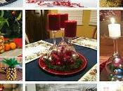 Centrotavola tavola Natale