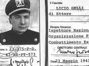Licio Gelli, origini avventure Venerabile