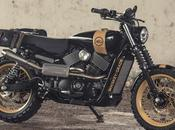 Harley Street Whiskey Grade Dirt Analog Motorcycles