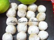 Biscotti farro limone