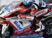 Bandiera nera Biaggi gara mondiale Superbike Donington Park