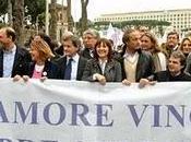 """09/02/2011: """"Manifestazione"""" Berlusconi davanti alla Procura Milano"""